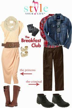 The Breakfast Club halloween group costume! | Halloween | Pinterest