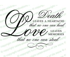 Funeral Poems : Death Is A Heartache Funeral Poem Word Art - mi sitio Sympathy Quotes, Poem Quotes, Tattoo Quotes, Life Quotes, Qoutes, Sympathy Messages, Funeral Memorial, Memorial Poems, Memorial Cards