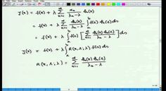 Mod-01 Lec-37 Calculus of Variations and Integral Equations