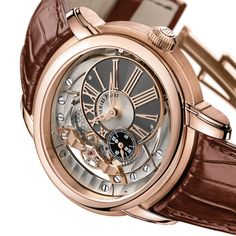 Audemars Piguet MILLENARY 4101 Rose Gold U$33,750
