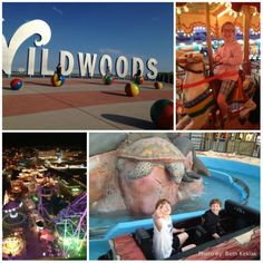 Family Friendly Wildwood, NJ, top 5 reasons to go! via Trekaroo.com