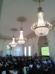 Assembly Rooms Edinburgh -  perfect for conferences, award ceremonies, gala dinners and other events