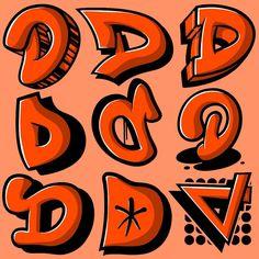 Graffiti Alphabet, Graffiti Lettering, Graffiti Drawing, Graffiti Art, Homer Doh, Calligraphy Fonts, Doodles, Logos, Drawings