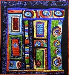 EXPLORATIONS: art quilts