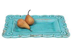 Terracotta Tray on OneKingsLane.com