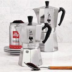 Cuales son las características de las principales cafeteras italianas en le mercado.
