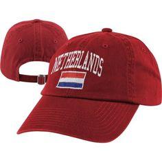 Team Netherlands Adjustable Hat