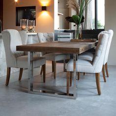 Spiksplinternieuw 122 beste afbeeldingen van Rivièra Maison | Dining room in 2020 MO-08
