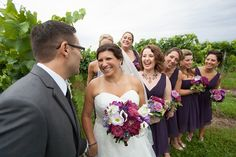 Wedding Florist Rochester Stacy K Floral | Casa Larga Vineyards Wedding Rochester NY | Events by Jen