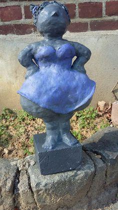 Meisje Eigenwijsje in paars