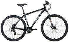 Gravity HD Trail Hydraulic Disc Brake Full Shimano 21 Speed Front Suspension Mountain Bike (Matt Black, - fits most to - This is a great prod Mountain Bikes For Sale, Mountain Bike Reviews, Hardtail Mountain Bike, Mountain Biking, Gary Fisher, Car Bike Rack, Full Suspension Mountain Bike, Beach Cruiser Bikes, Tent Reviews