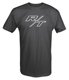 R/T RT Dodge Mopar Charger Challenger Logo T Shirt
