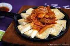 신사동가로수길 / 모던밥상 - 깔끔한 한식집.. 닭볶음탕, 두부김치, 손만두, 떡갈비 : 네이버 블로그