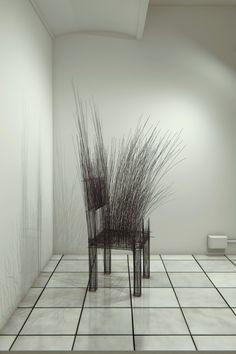 Amazing Wire Sculpture Concepts by David Moreno