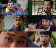 Park Hyeok-Kwon playing hwarang Gil Tae-Mi, in K drama Six Flying Dragons (2015)