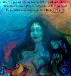 Twin Flame Sacred Keys - Rumi | ♡♥love♥♡ | Pinterest