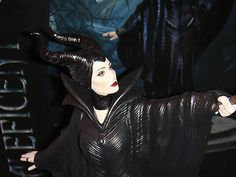 Disney Store MALEFICENT DOLL FIGURINE - LIMITED EDITION 300 - Sold Out Worldwide | eBay
