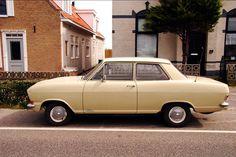 CP Opel Kadett B sedan