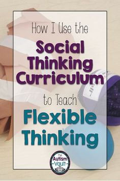 Do you struggle with teaching your students how to be flexible thinkers? Check out how I use the Superflex curriculum to teach about flexible thinking. - The Autism Vault Social Skills Lessons, Social Skills Activities, Teaching Social Skills, Social Emotional Learning, Therapy Activities, Therapy Ideas, Articulation Activities, Kid Activities, Teaching Ideas