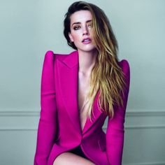 "Pin for Later: Amber Heard on Being a Stepmum to Johnny Depp's Kids: ""It's the Most Surprising Gift"""