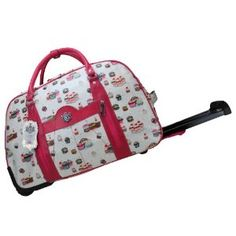 luggage cute for weekend trips