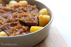 Maminha ao Molho de Cebola ~ PANELATERAPIA - Blog de Culinária, Gastronomia e Receitas