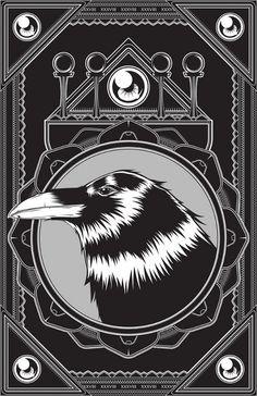 Raven    by derekgangi in Vector Illustrations 01