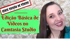 Como EDITAR VÍDEO no Camtasia Studio 8 – #aula 1 Dicas de edição no Camt...