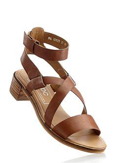 Bekijk nu:Moderne en comfortabele sandalen met gesp.