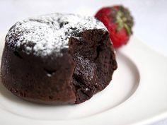 fondant chocolat chicorée
