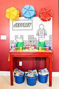 adorable birthday party idea for Joe, Jackson or Hank