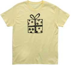 Présent : FLOWER CHILDREN [半袖Tシャツ [6.2oz]] - デザインTシャツマーケット/Hoimi(ホイミ)