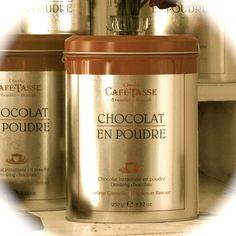 Chocolat en pudre - www.vintage-kompagniet.dk
