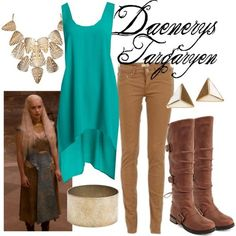 """Character: Daenerys """"Dany"""" Targaryen Fandom: Game of Thrones/A Song of Ice and Fire Episode: The Old Gods and the New Buy it here!"""