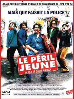 """""""Le Péril jeune"""" a Cédric Klapisch epic movie about being young in France during the 1970's"""