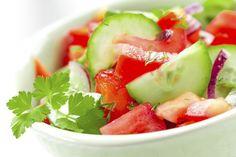 Салаты из овощей — рецепты приготовления - Портал Домашний