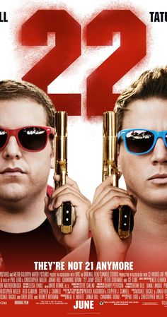 June 13, 2014 After making their way through high school (twice), big changes are in store for officers Schmidt and Jenko when they go deep undercover at ...