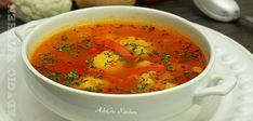 Ciorba de legume reteta simpla si rapida Romanian Food, Romanian Recipes, Dessert Recipes, Desserts, Supe, Ethnic Recipes, Youtube, Keto, Google