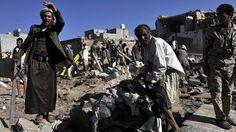 Saudis air strike in Yemen Foreign Policy, Malta, New York Times, World, Model, Events, News, Check, Olinda