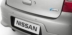 Acessórios Nissan Livina - Sensor de estacionamento