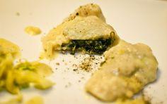"Spinat-""Ricotta""-Ravioli - eat this! Das vegane Rezepte-Blog"