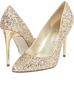 so glamorous!  bling and sexy shoes!!  Ivanka Trump at Zappos. Free shipping, free returns, more happiness!