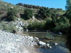 Santa Margarita Trailhead, Fallbrook CA / San Diego County Hiking Trails