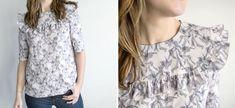 Couture : 10 blouses à coudre pour le printemps Couture, Blouse, Lace, Occasion, Tops, Women, Fashion, Sewing Tutorials, Spring Summer