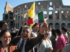 Rome Eyes Big Rise in Eastern Asian Tourism as Flights From China, Korea and Japan Leap