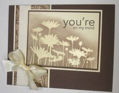 Upsy Daisy Swap Card by mnfroggie - Cards and Paper Crafts at Splitcoaststampers