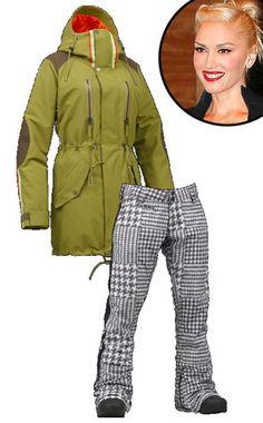 Gwen Stefani, Burton + LAMB Collection