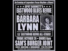 """""""You'll Loose A Good Thing""""- Barbara Lynn SO MANY GREAT OLDIE SONGS! VERSES AND MELODY FABULOUS! <3"""
