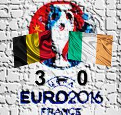 Café y Fútbol: Belgium vs Ireland