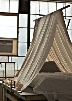 Indoor Guest Tent